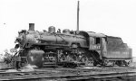 CP 2-8-0 #3681 - Canadian Pacific
